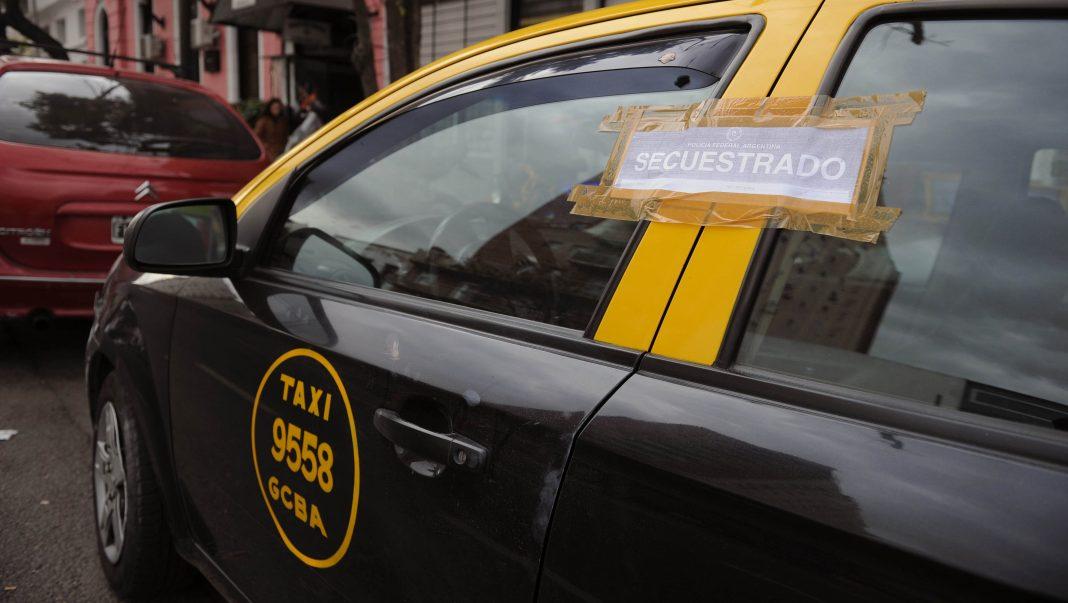 dramático relato taxista