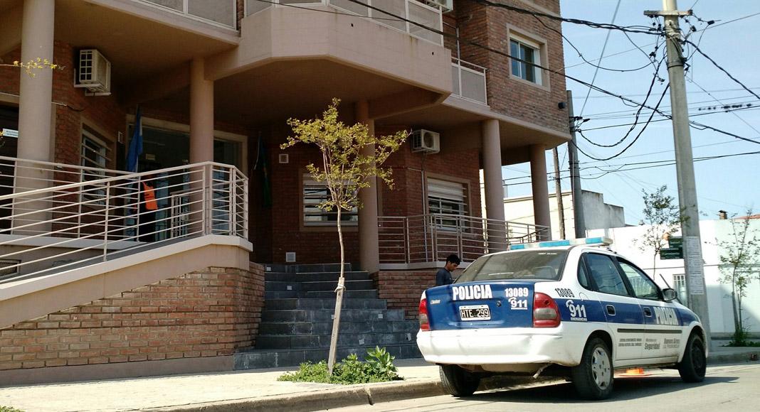 Comisaría: Cinco presos Escaparon tras limar los barrotes